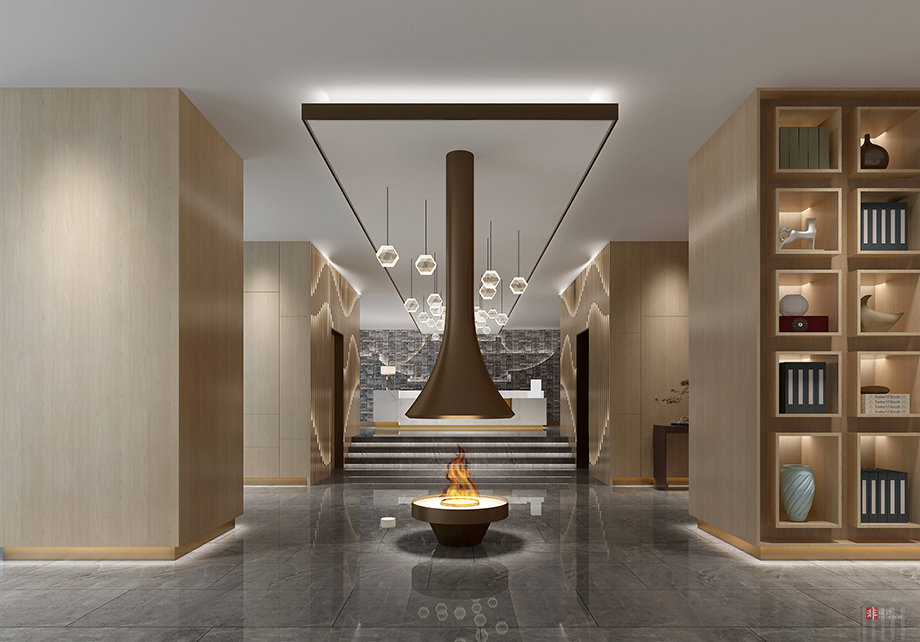 旅游度假酒店室内设计的规范和特点